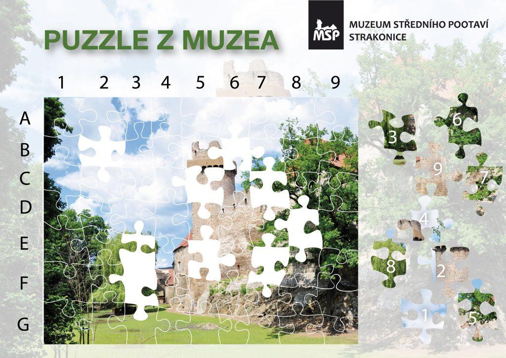 Puzzle | Muzeum středního Pootaví Strakonice