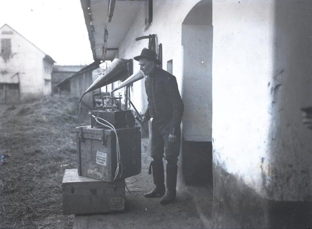 Historické nahrávky autentických forem české lidové hudby   Muzeum středního Pootaví Strakonice