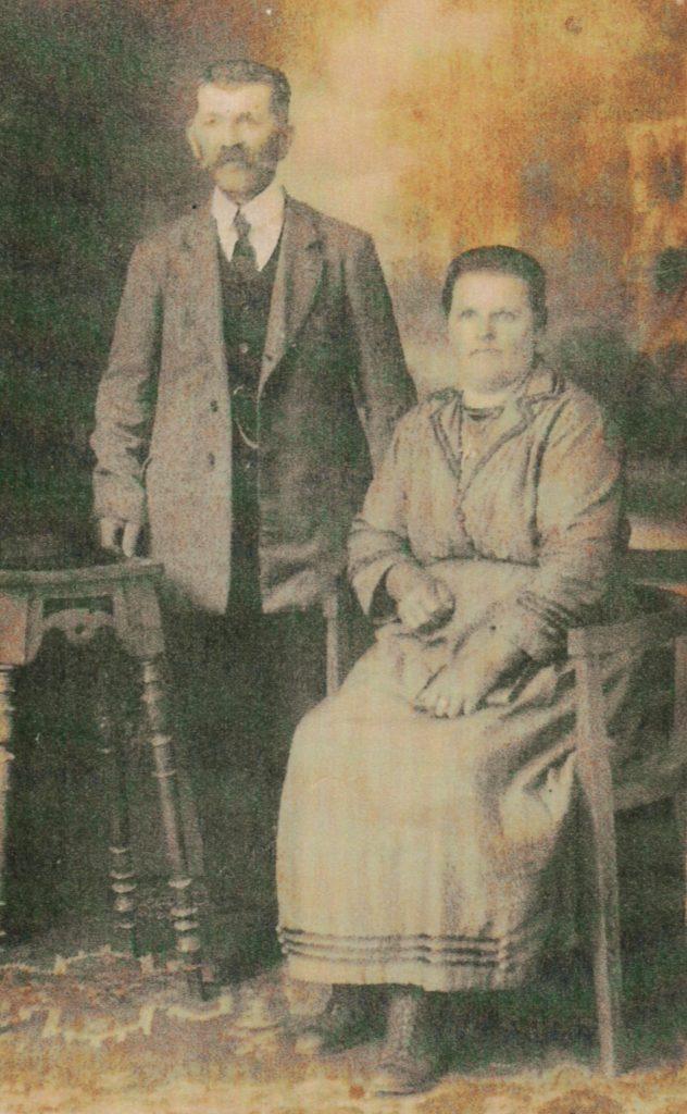 Anna a František Harantovi.